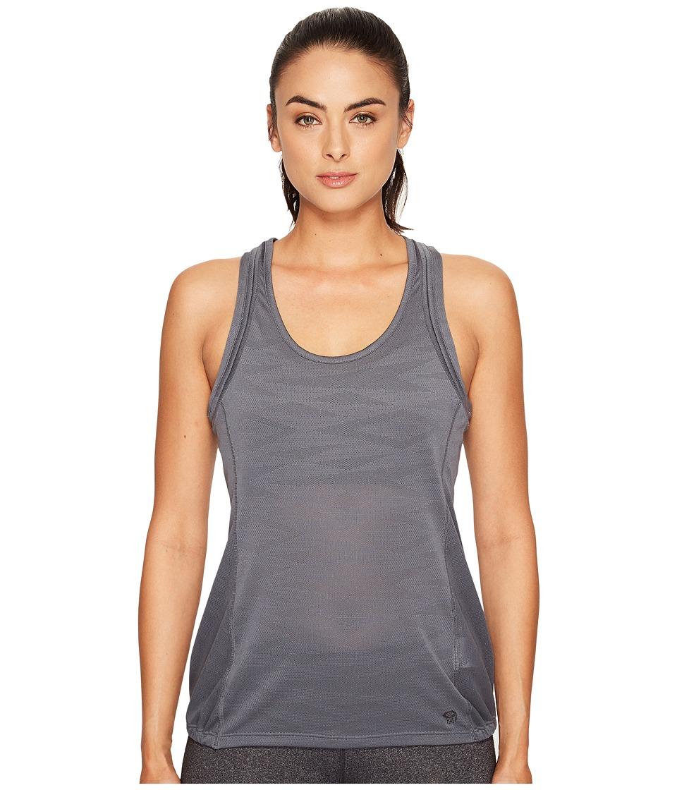 Mountain Hardwear - Breeze AC Tank Top (Graphite) Women's Sleeveless