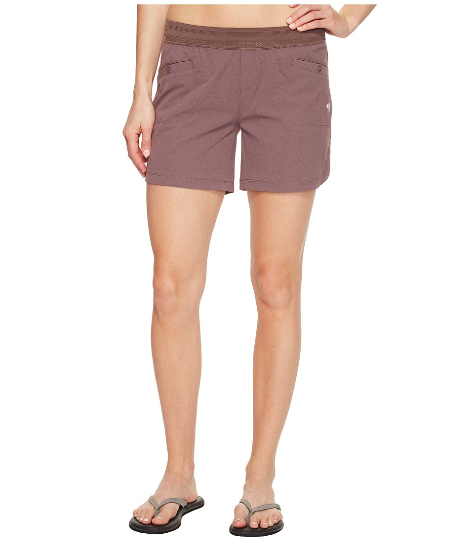 Mountain Hardwear - Right Bank Scrambler Shorts (Deep Lichen) Women's Shorts
