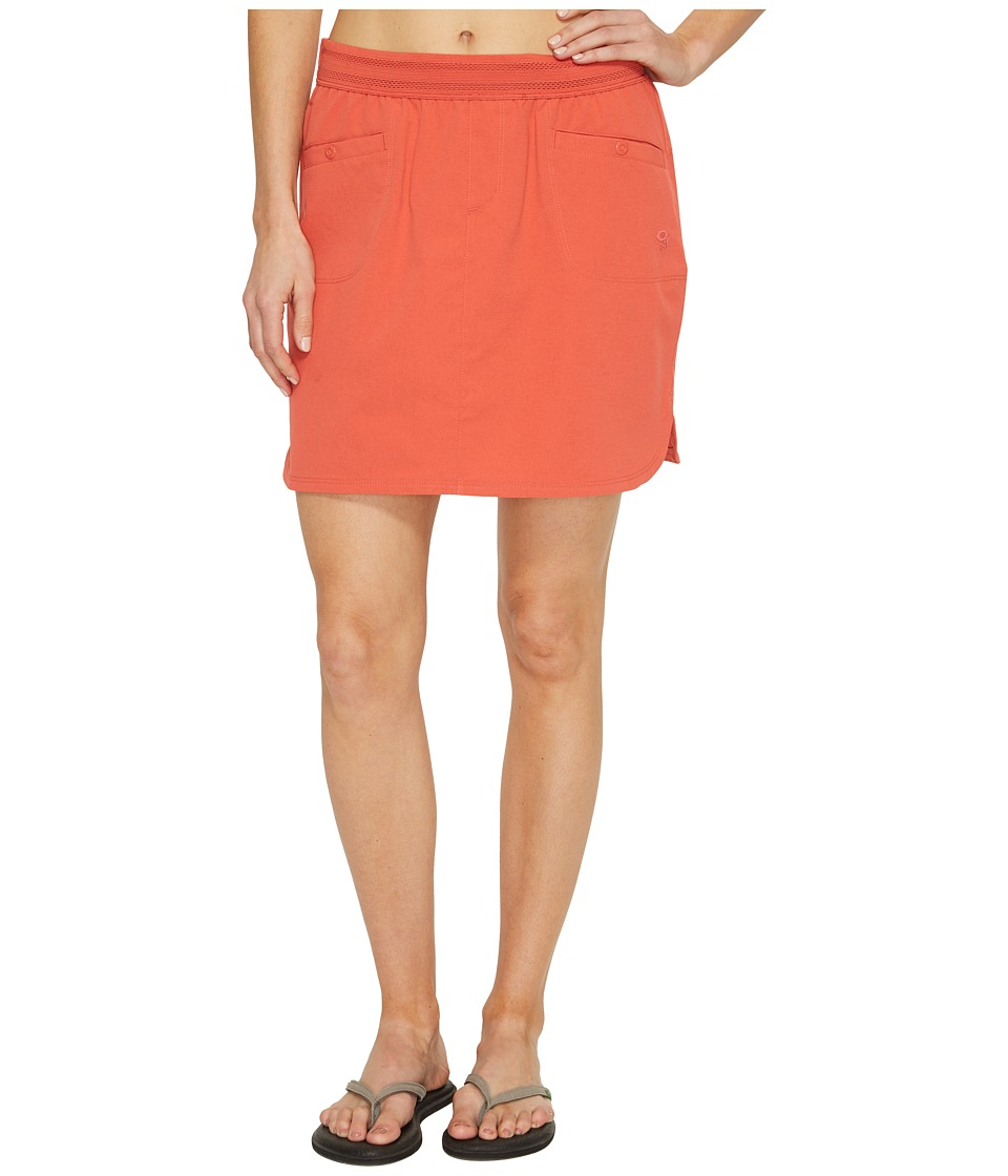 Mountain Hardwear Right Bank Skirt (Crab Legs) Women