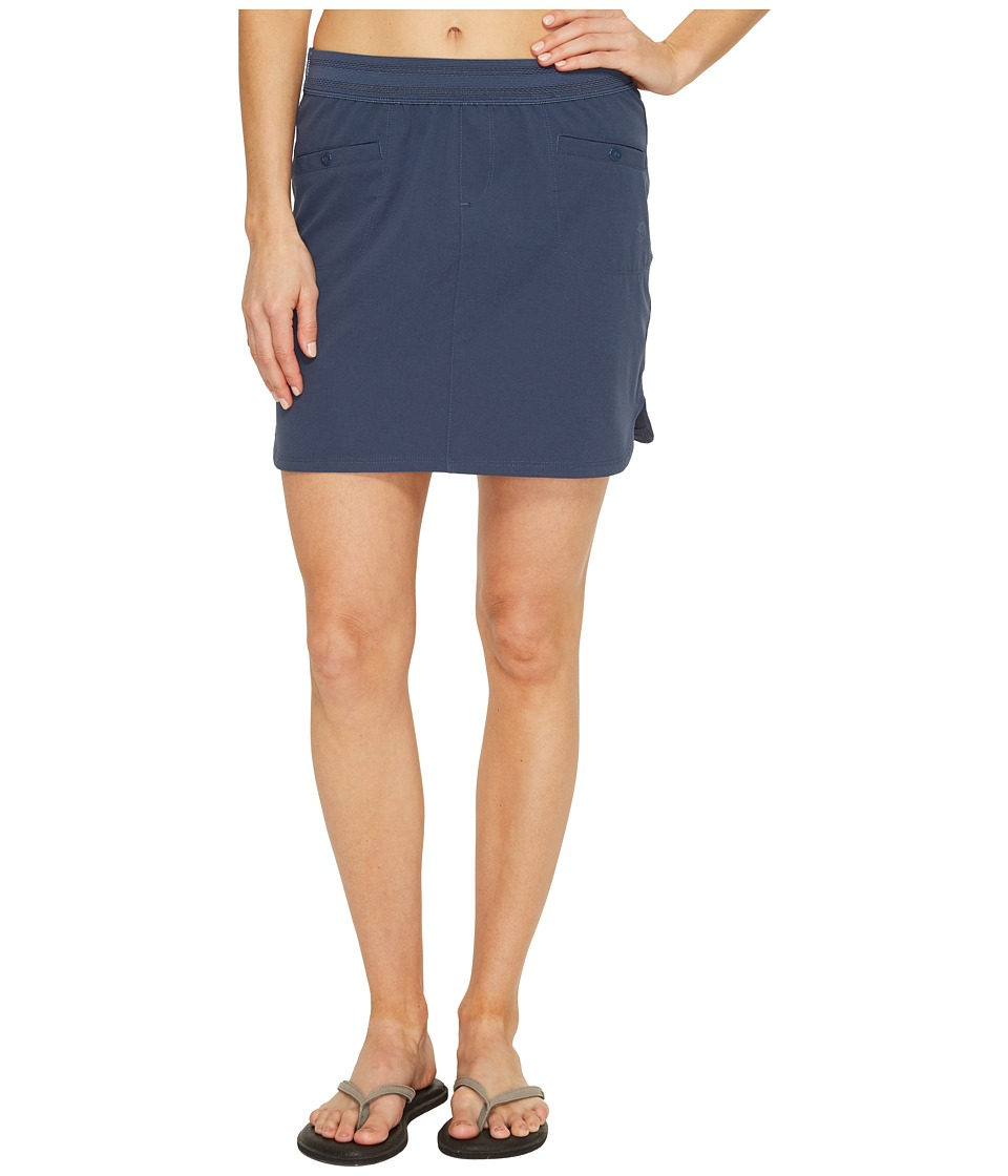 Mountain Hardwear - Right Bank Skirt (Zinc) Women's Skirt