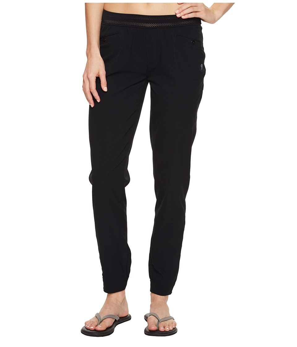 Mountain Hardwear - Right Bank Scrambler Pants (Black) Women's Casual Pants