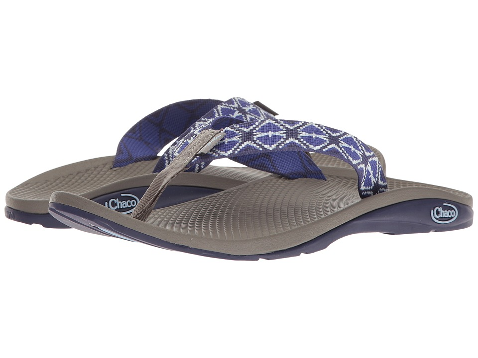 Chaco - Flip EcoTreadtm (Erratic Blues) Women's Shoes