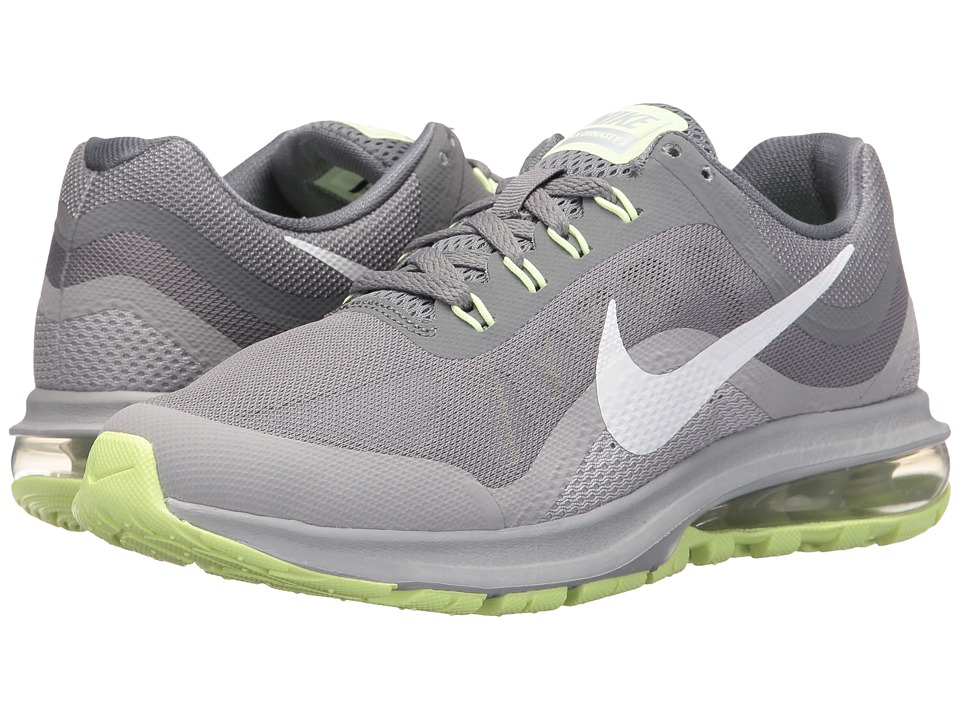 Nike - Air Max Dynasty 2 (Cool Grey/White/Wolf Grey/Barely Volt) Women's Running Shoes