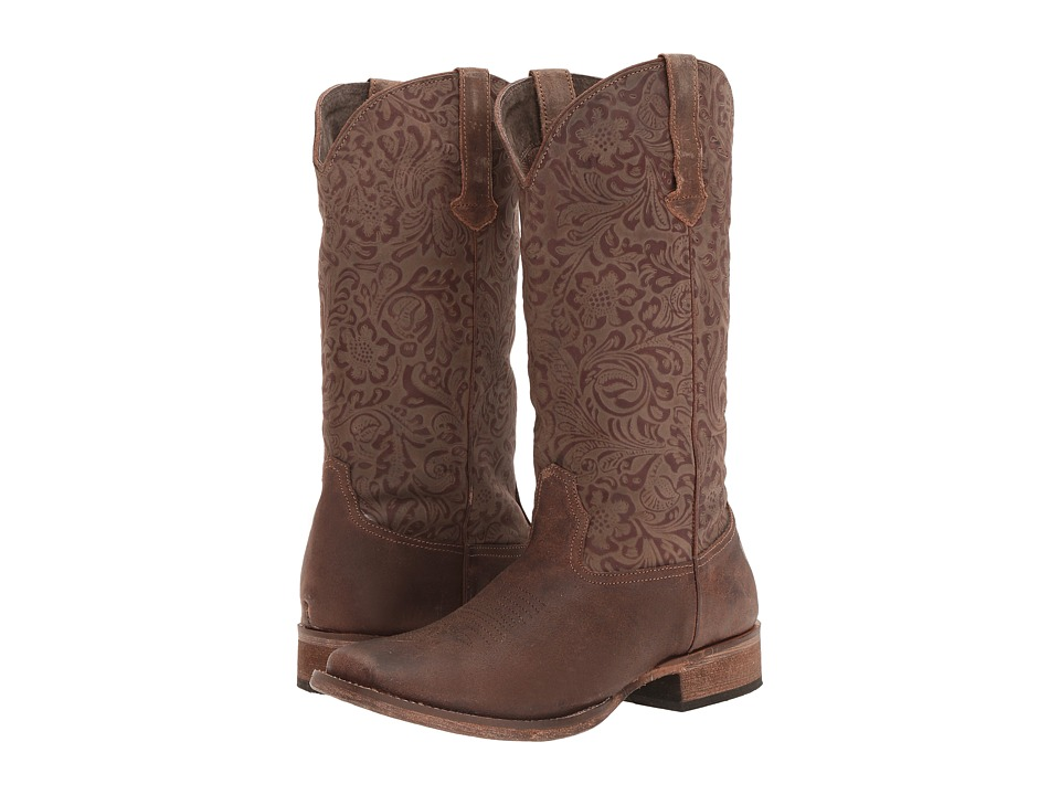 Roper - Bossy (Brown) Women's Boots