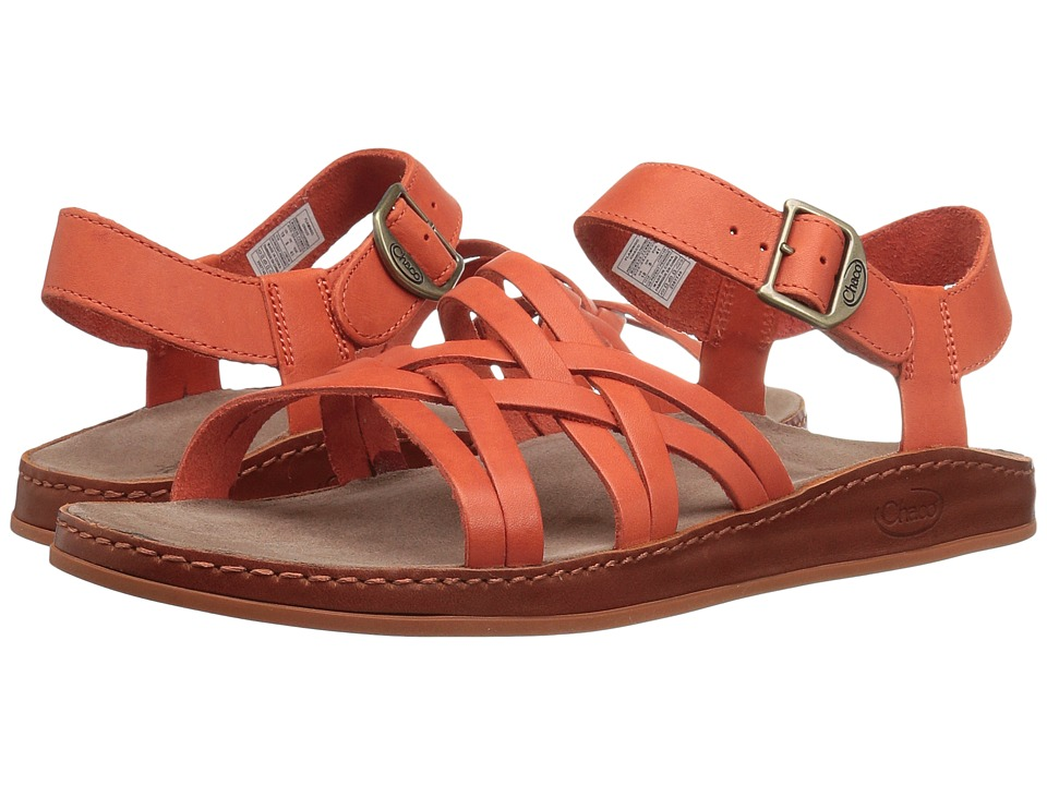 Chaco - Fallon (Flamingo) Women's Sandals