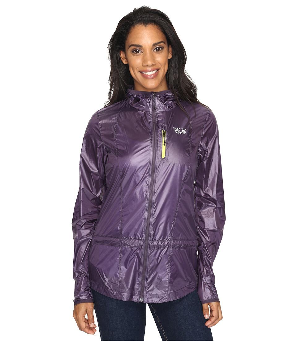 Mountain Hardwear - Ghost Lite Jacket (Blurple) Women's Coat