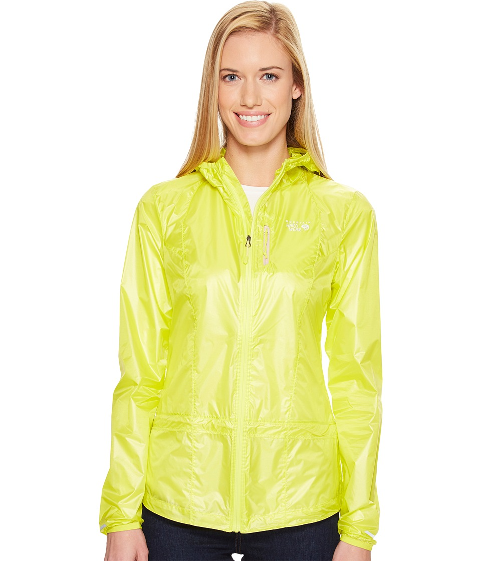 Mountain Hardwear - Ghost Lite Jacket (Sticky Note) Women's Coat