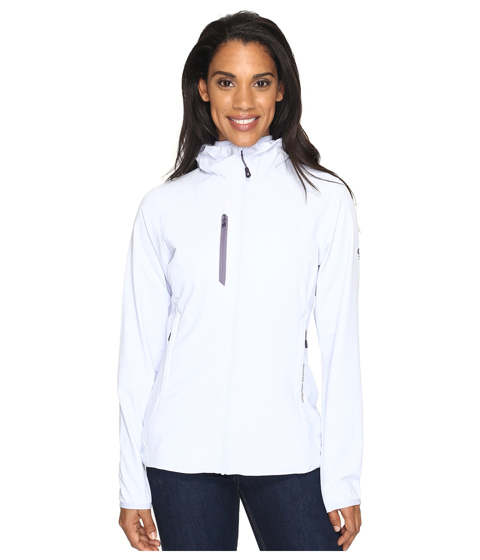 Mountain Hardwear - Super Chockstone Hooded Jacket (Atmosfer) Women's Coat