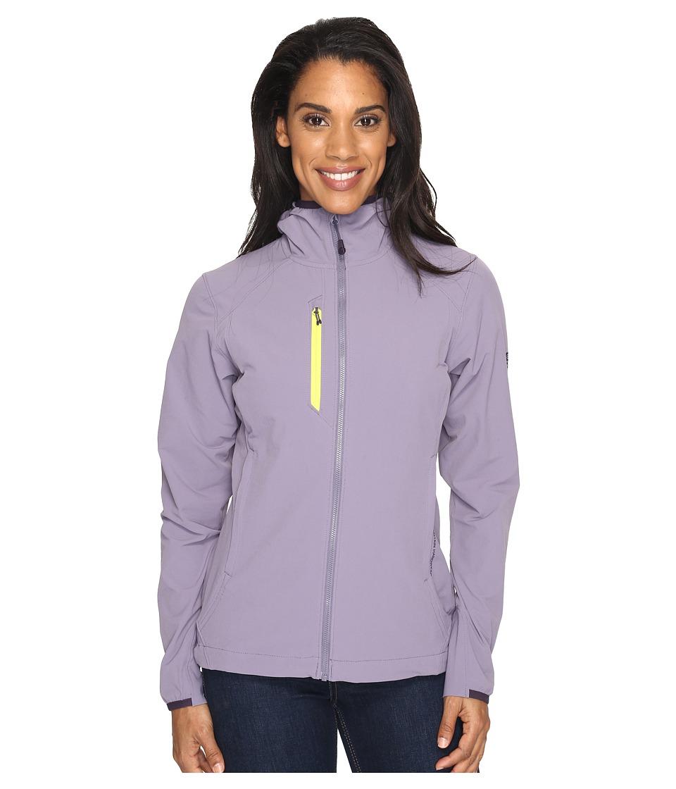 Mountain Hardwear - Super Chockstone Hooded Jacket (Minky) Women's Coat