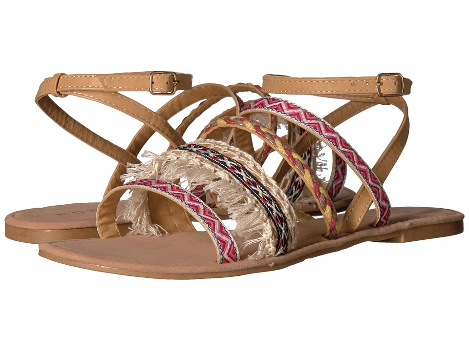 Roper - Ariel (Tan Multi) Women's Sandals
