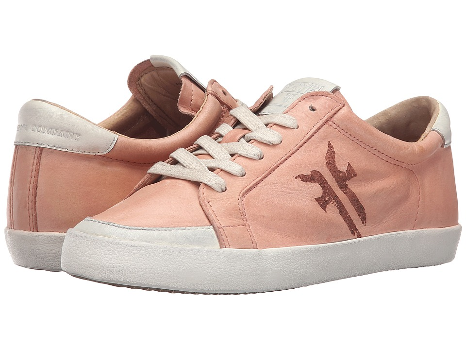 Frye - Dylan Low Lace (Peach) Women's Lace up casual Shoes