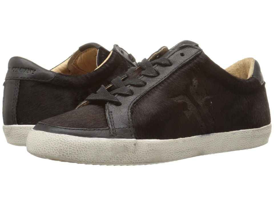 Frye - Dylan Low Lace (Black) Women's Lace up casual Shoes