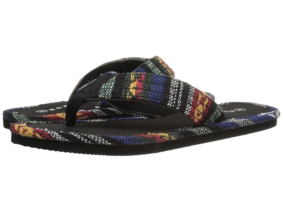 Roper - Morgan (Black Multi) Women's Clog Shoes