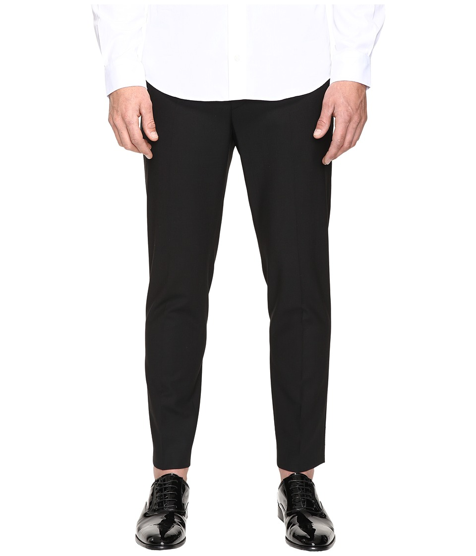 McQ - Neukoeln Trousers (Darkest Black) Men's Casual Pants