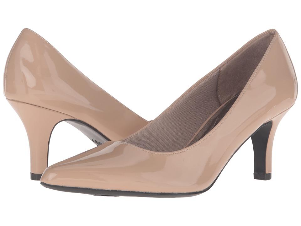 LifeStride - Super (Caravan Sand Patent) Women's Shoes