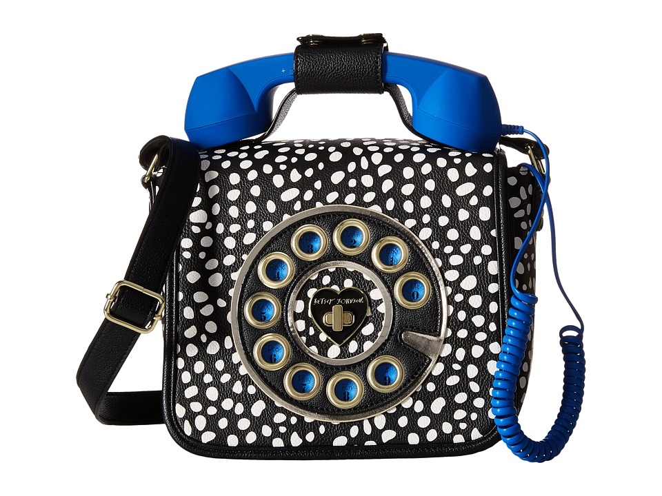 Betsey Johnson - Phone Crossbody (Spot) Cross Body Handbags