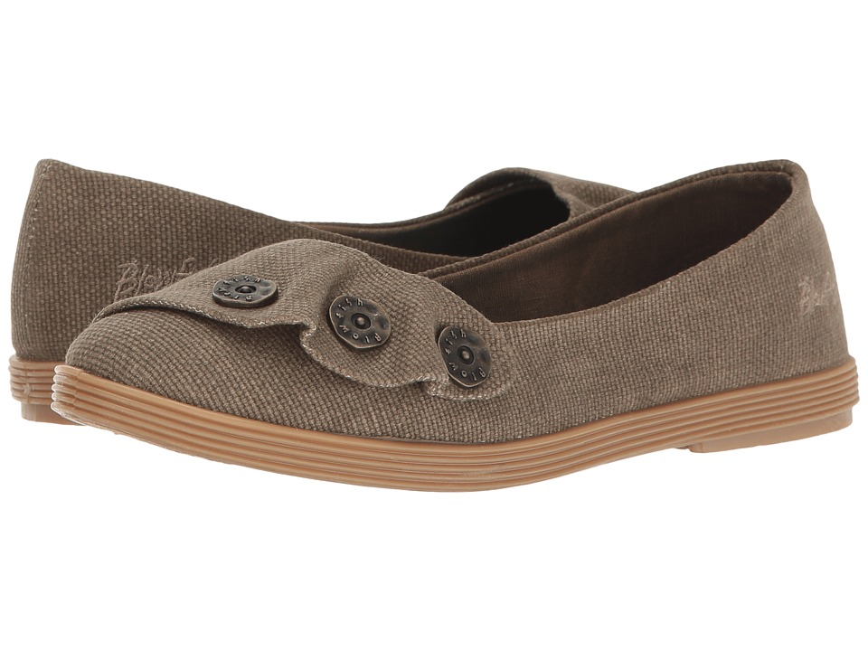 Blowfish Garden (Brown Rancher Canvas) Women