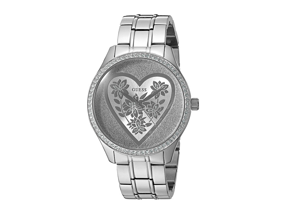 GUESS - U0910L1 (Silver) Watches