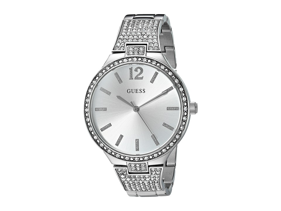 GUESS - U0900L1 (Silver) Watches