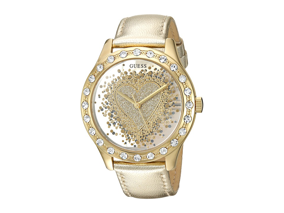 GUESS - U0909L2 (Gold) Watches