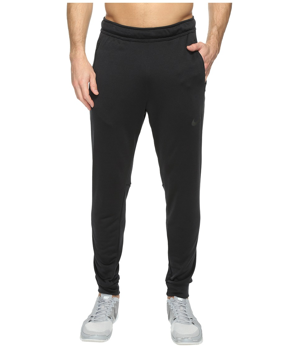 Nike - Dry Fleece Training Pant (Black/Black) Men's Casual Pants