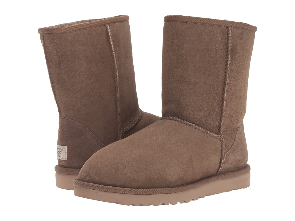 UGG - Classic Short (Dry Leaf) Women's Boots