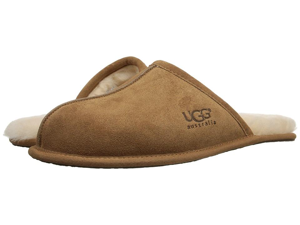 UGG - Scuff (Chestnut) Men's Boots