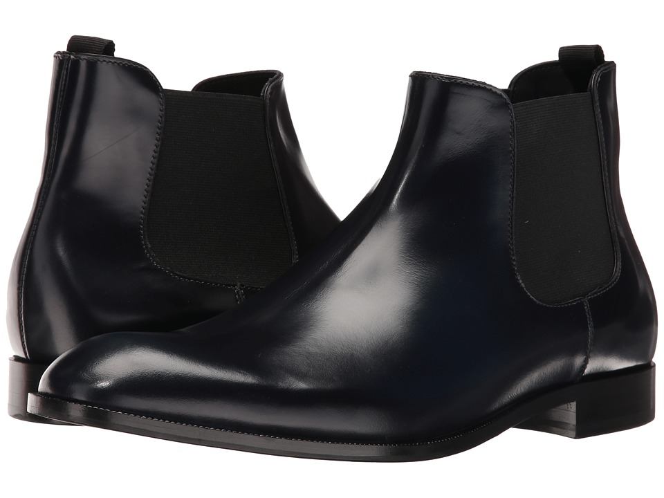Emporio Armani - Chelsea Boot (Night) Men's Boots