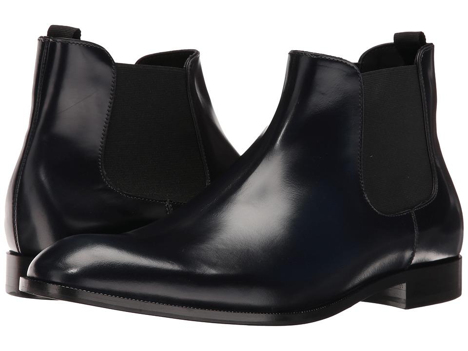 Emporio Armani - Chelsea Boot (Night) Men's Boots