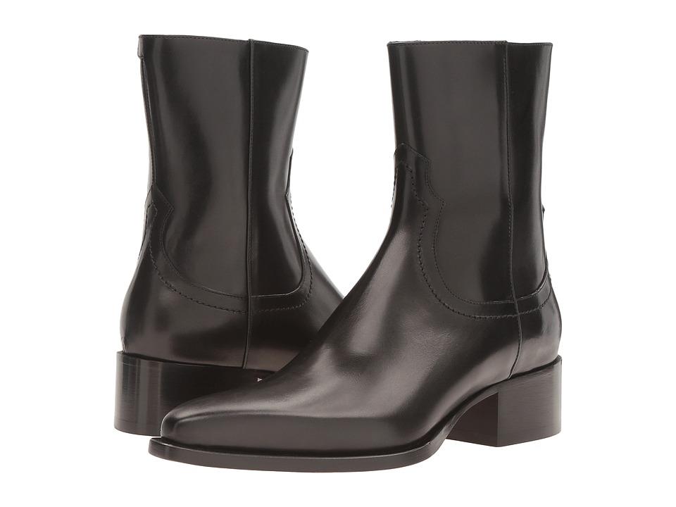 DSQUARED2 - Dallas Boot (Black) Men's Boots