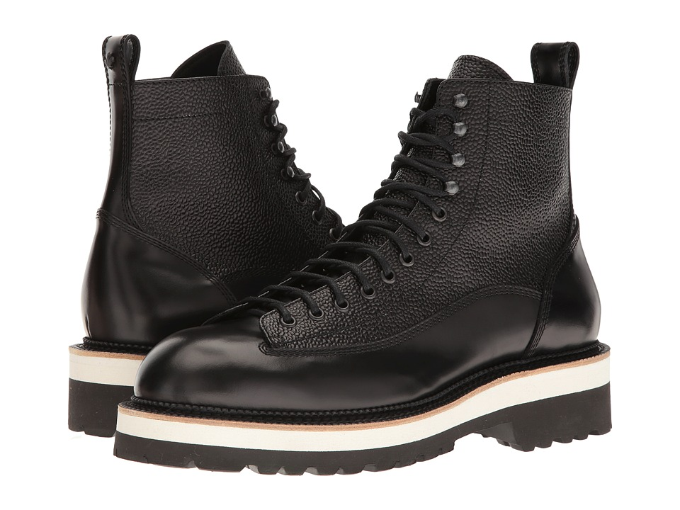 DSQUARED2 - Dan in Japan Boot (Black) Men's Boots