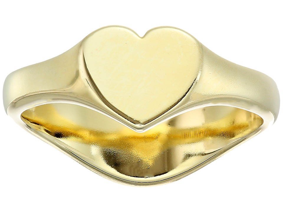 Elizabeth and James - Harper Ring (Yellow Gold) Ring