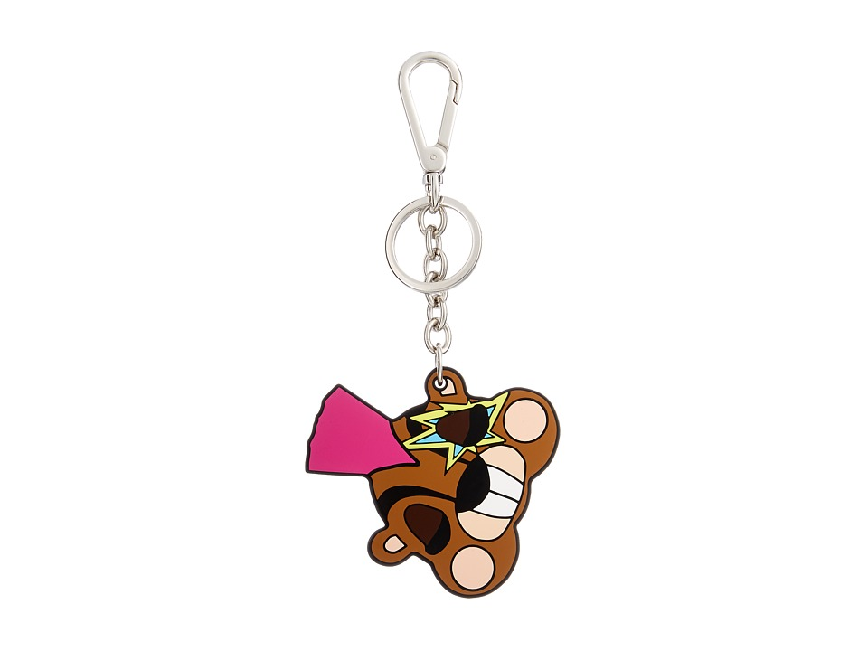 DSQUARED2 - Punk Chipmunk Key Ring (Brown) Wallet