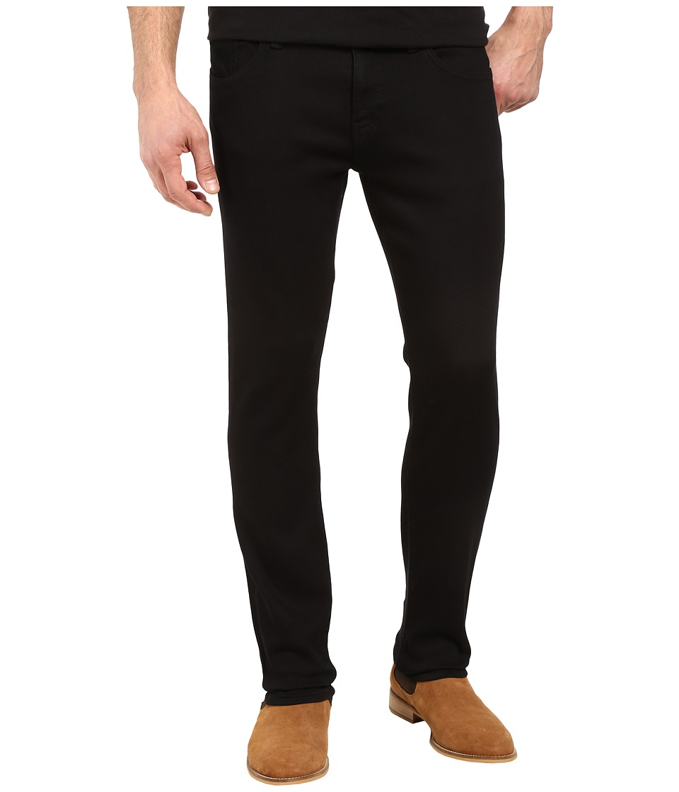 Mavi Jeans - Jake Tapered Fit in Black Ultra Move (Black Ultra Move) Men's Jeans