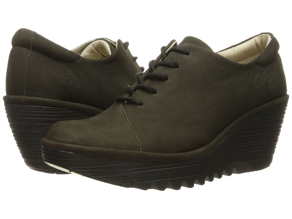 FLY LONDON - Yumi683Fly (Nicotine Cupido) Women's Shoes