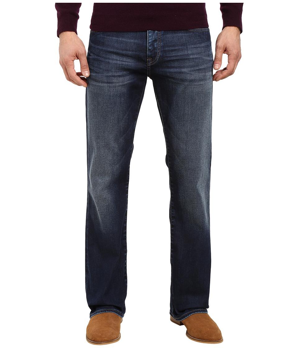 Mavi Jeans - Josh Regular Rise Bootcut in Dark Shaded Williamsburg (Dark Shaded Williamsburg) Men's Jeans