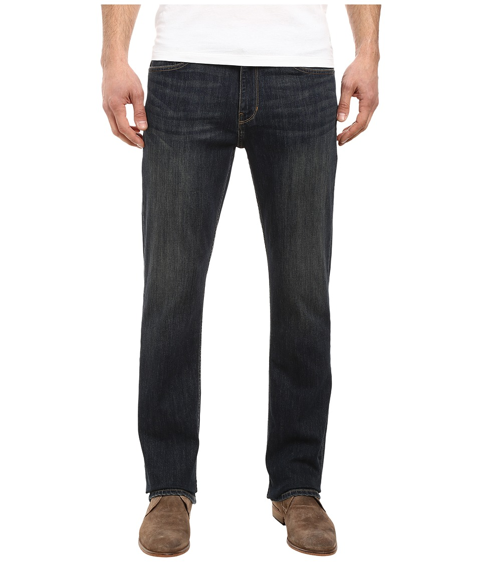 Paige - Normandie Slim Straight Leg in Killian (Killian) Men's Jeans