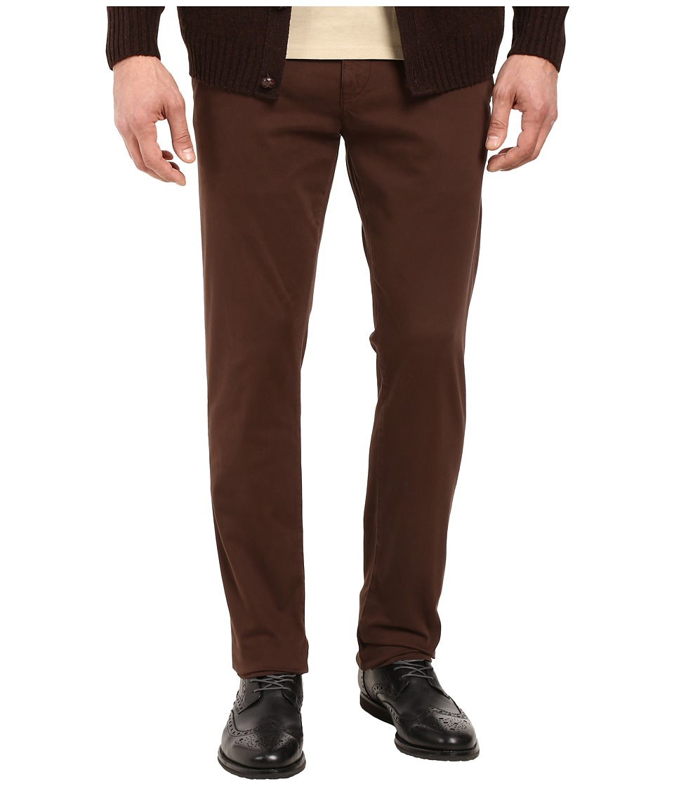 Mavi Jeans Johnny Slim Leg in Coffee Bean Twill (Coffee Bean Twill) Men