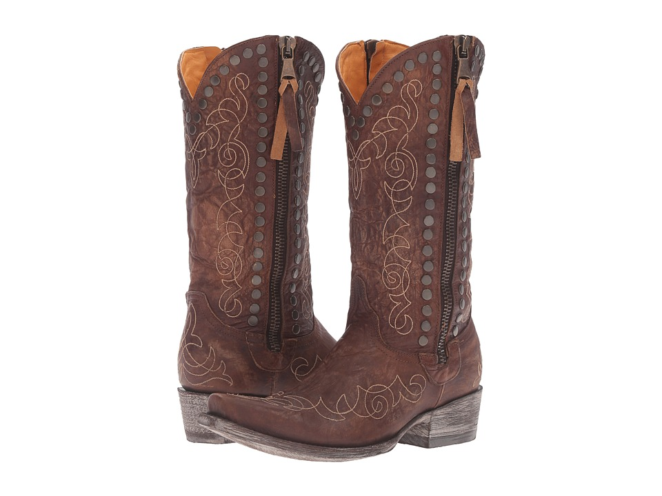 Old Gringo Hilary (Brass) Cowboy Boots