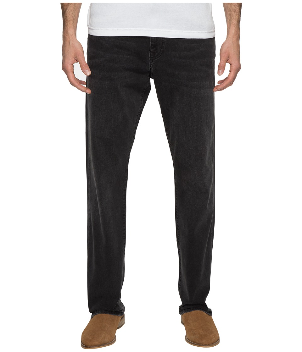 Mavi Jeans Matt Mid-Rise Relaxed Straight in Grey Williamsburg (Grey Williamsburg) Men