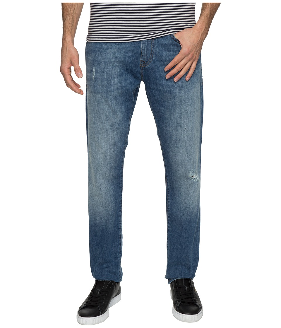 Mavi Jeans - Jake Tapered Fit in Light Brushed Williamsburg (Light Brushed Williamsburg) Men's Jeans
