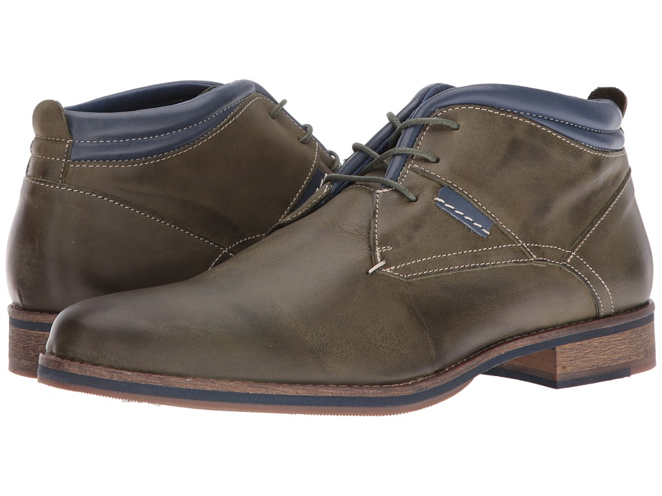 PARC City Boot - Central (Olive) Men's Shoes