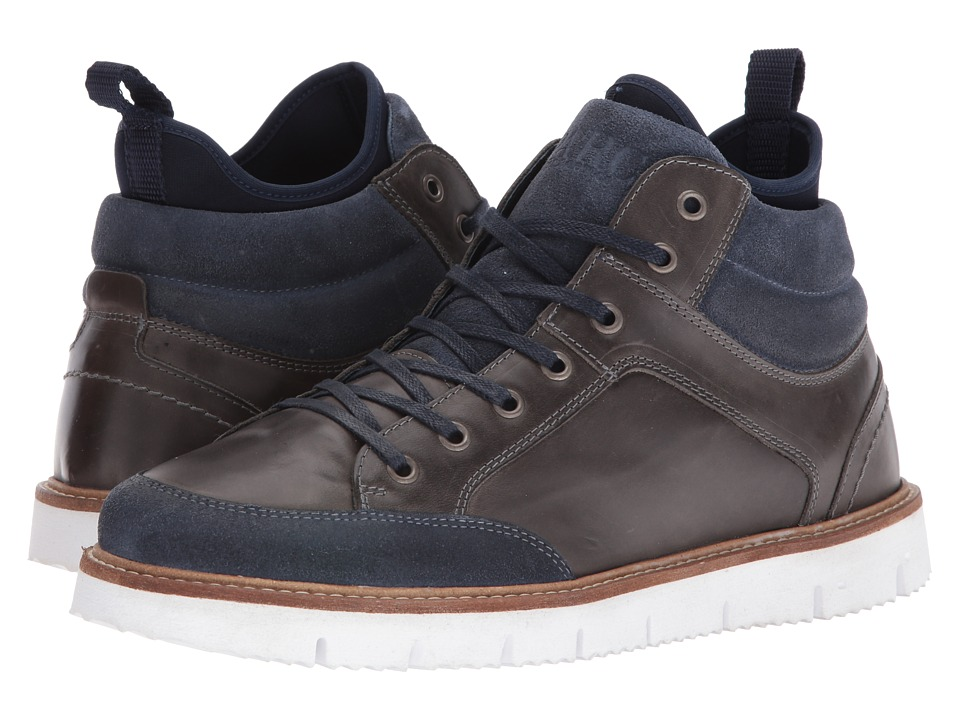 PARC City Boot - High Line (Grey/Navy) Men's Shoes