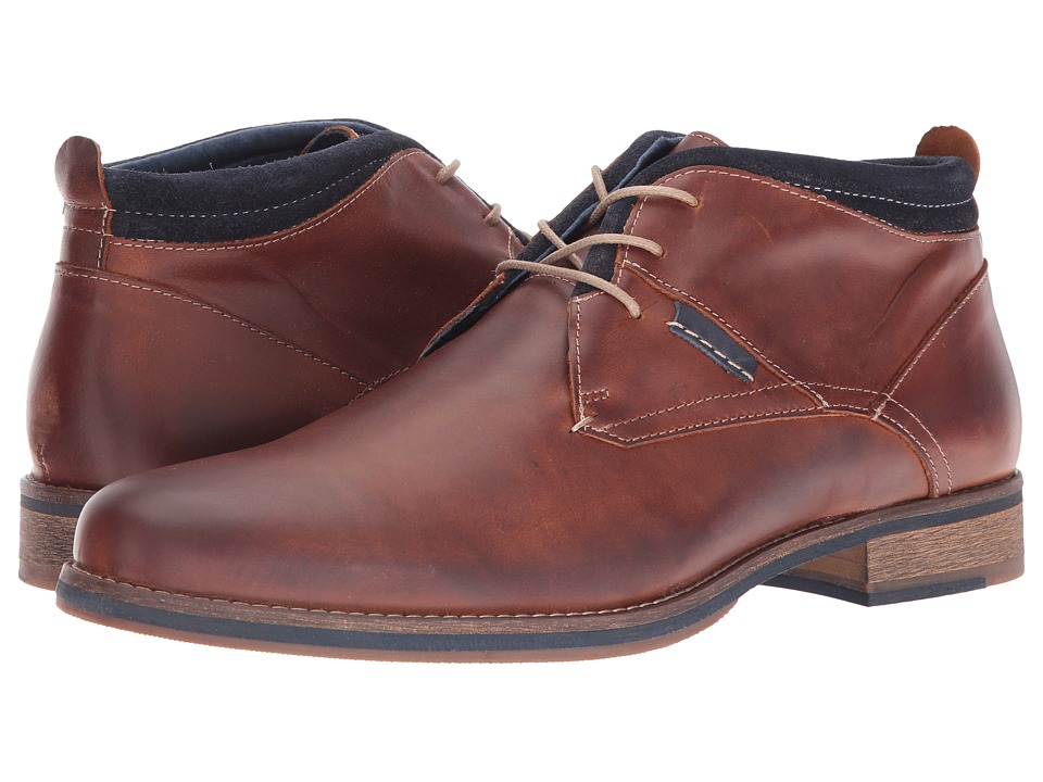 PARC City Boot - Central (Cognac) Men's Shoes