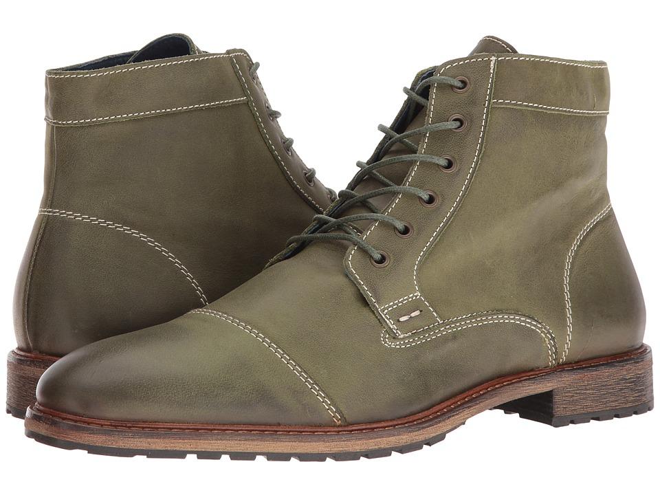 PARC City Boot - Gros Morne (Olive) Men's Shoes