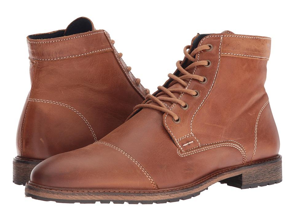 PARC City Boot - Gros Morne (Tan) Men's Shoes