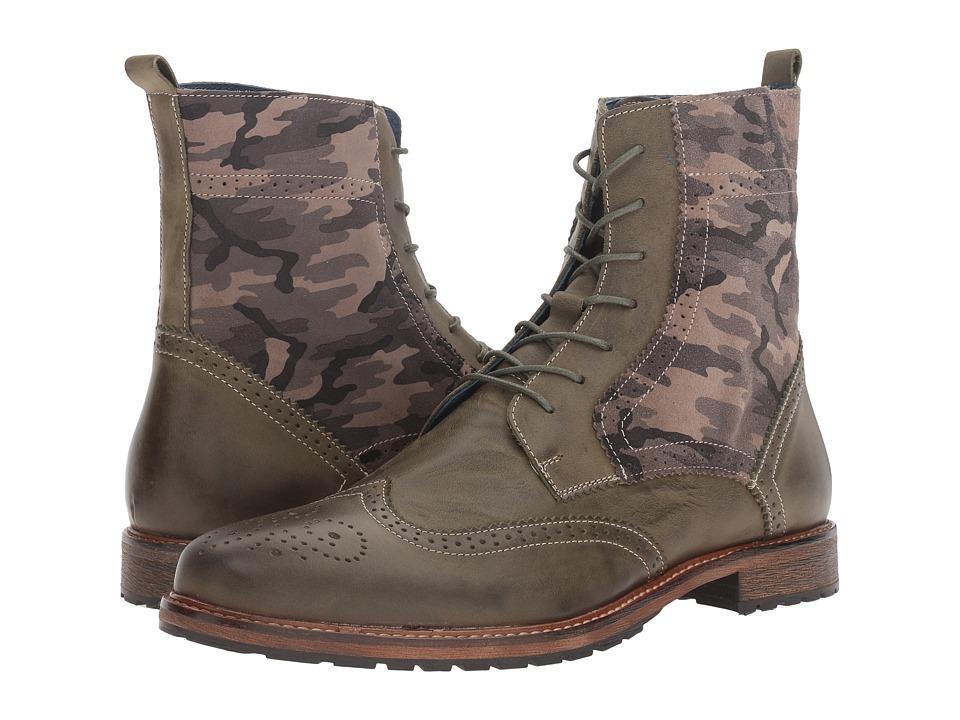 PARC City Boot - Big Bend (Olive Camo) Men's Shoes