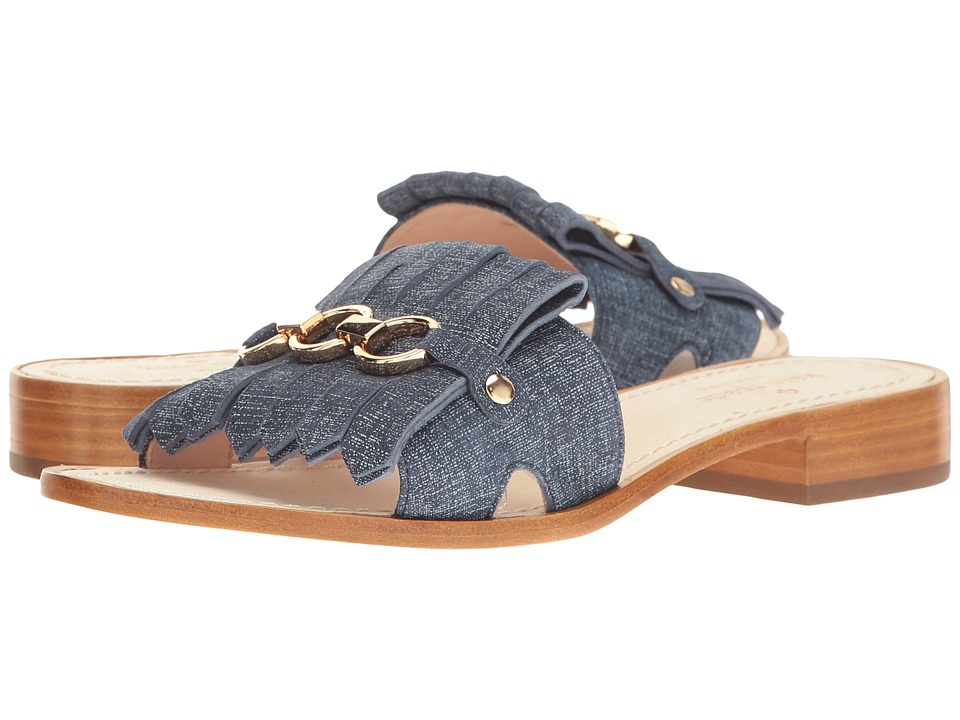Kate Spade New York - Brie (Blue Denim Suede) Women's Shoes