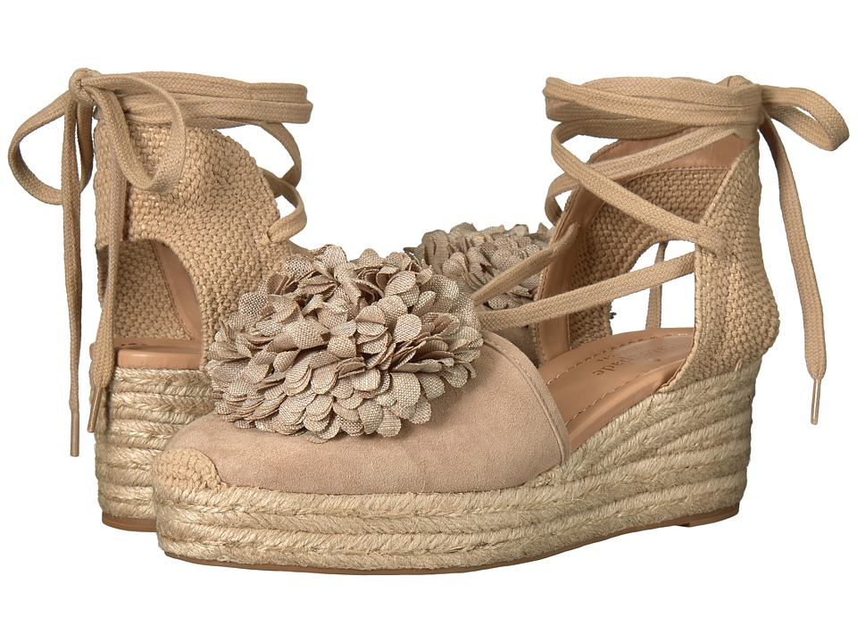 Kate Spade New York - Lafayette (Sand Kid Suede) Women's Shoes