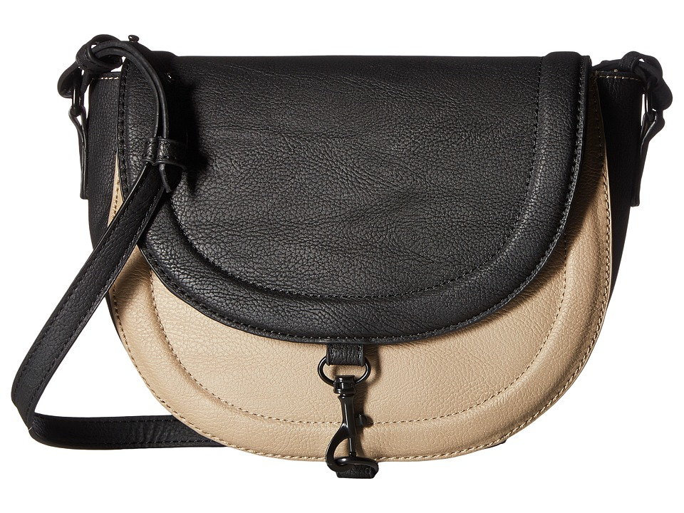RVCA - Vital Small Crossbody (Taupe) Cross Body Handbags